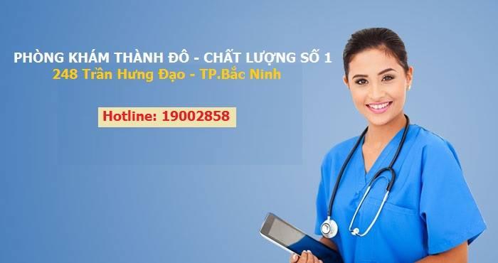 Điều trị phụ khoa tại Bắc Ninh uy tín, giá rẻ2