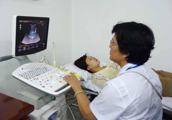 Phòng khám đa khoa Thành Đô áp dụng phương pháp ph.á  th.ai an toàn không đau
