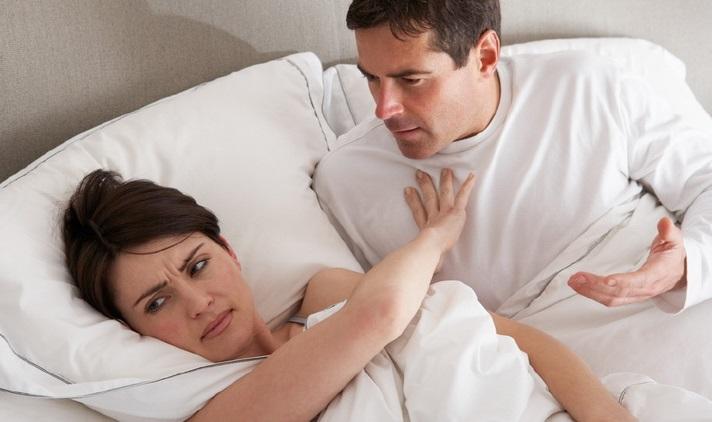 Ảnh hưởng đến quan hệ vợ chồng